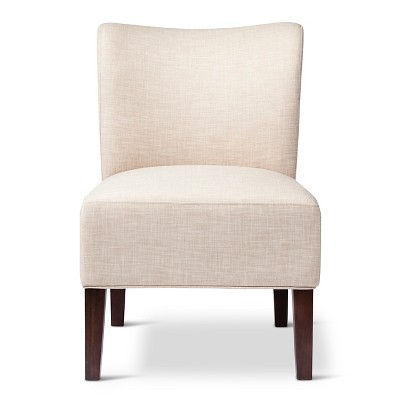 Scooped Back Chair - Taupe - Threshold™