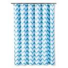 Kids Classic Chevron Shower Curtain