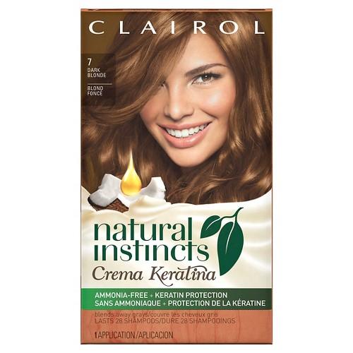 Clairol Natural Instincts Crema Keratina Hair Color Ebay