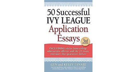 MBA Ivy League Admission Essay Consulting: MBA Ivy League