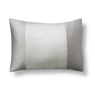 Elie Pillow Sham (Standard) Gray - Zicci Bea&#174: