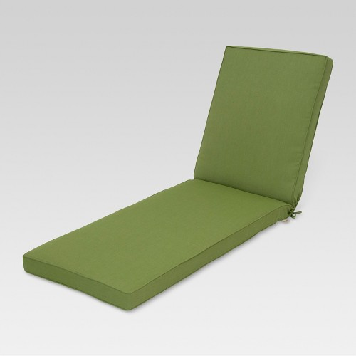 Sunbrella belvedere chaise lounge replacement cushion ebay for Chaise lounge cushion sale