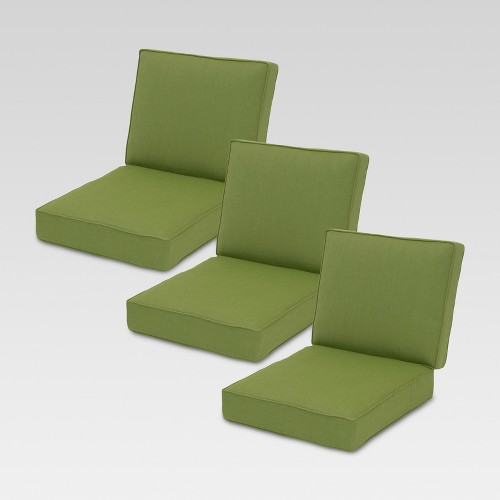 Sunbrella Belvedere Sofa 6pc Replacement Cushions