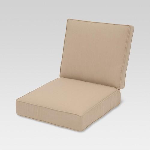 Sunbrella Belvedere Club Chair Loveseat Replacement Cushion Ebay