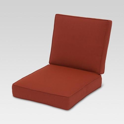 Sunbrella Belvedere Club Chair/Loveseat Replacement Cushion