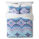 Boho Boutique® Royal Utopia Reversible Comforter Set - Royal (Full/Queen)