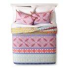 Ludivine Comforter Set King Multicolor - Boho Boutique™