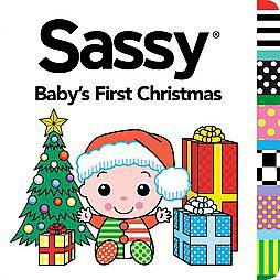 Baby's First Christmas ( Sassy) (Board)