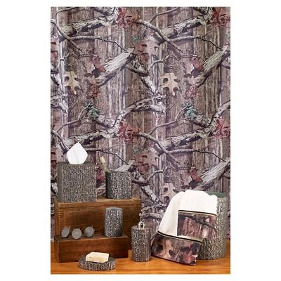 Avanti Mossy Oak Shower Curtain - Multi-Colored