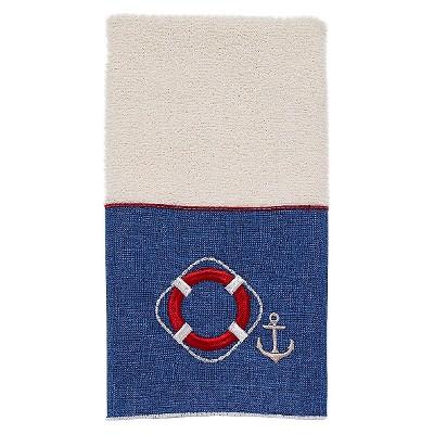 Avanti Life Preservers Fingertip Towel - Ivory