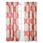 "Mudhut™ Kari Curtain Panel - Multi-Colored (84"")"