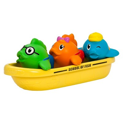 Munchkin Bath School of Fish
