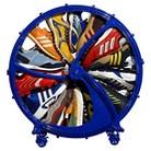 Rakku Shoe Wheel Storage and Organization - Royal Blue
