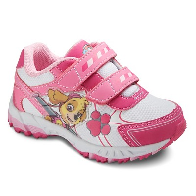 Toddler Girls' PAW Patrol Sneakers - Pink 10