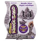 Kinetic Sand 1lb - Metallic Silver