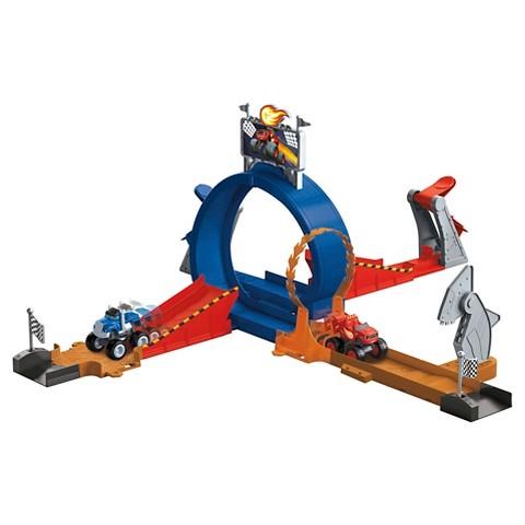 Blaze  Circuit Monster Dome  jouet voiture: 59,99€ Maxi Toys