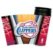 Los Angeles Clippers Insulated Travel Tumbler 16oz