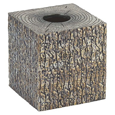 Avanti Tree Bark Tissue Cover - Multi-Colored
