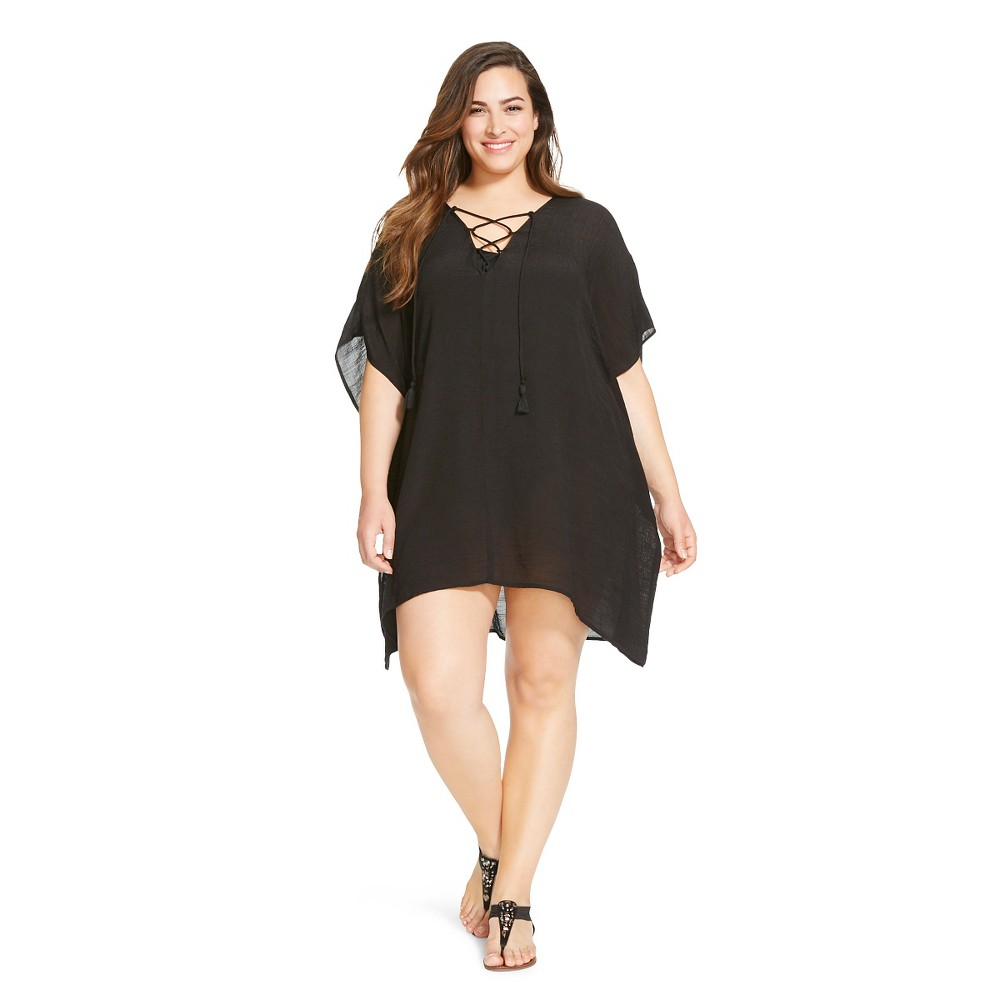 Women's Plus Size Swim Cover Up Ava & Viv