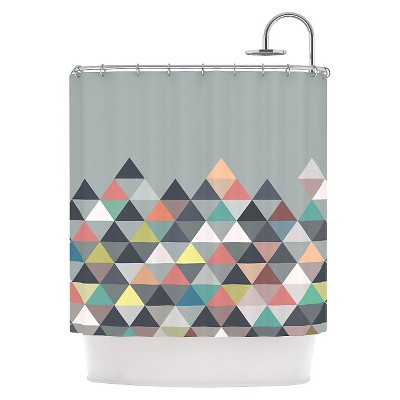 "KESS InHouse Mareike Boehmer ""Nordic Combination"" Shower Curtain"
