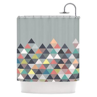 "KESS InHouse Mareike Boehmer ""Nordic Combination"" Shower Curtain"
