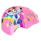 Titan Flower Princess Girls Pink Helmet for Skateboard or BMX, 11-vents