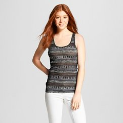 Women's Long & Lean Tank Top - Mossimo Supply Co.™ (Junior's)