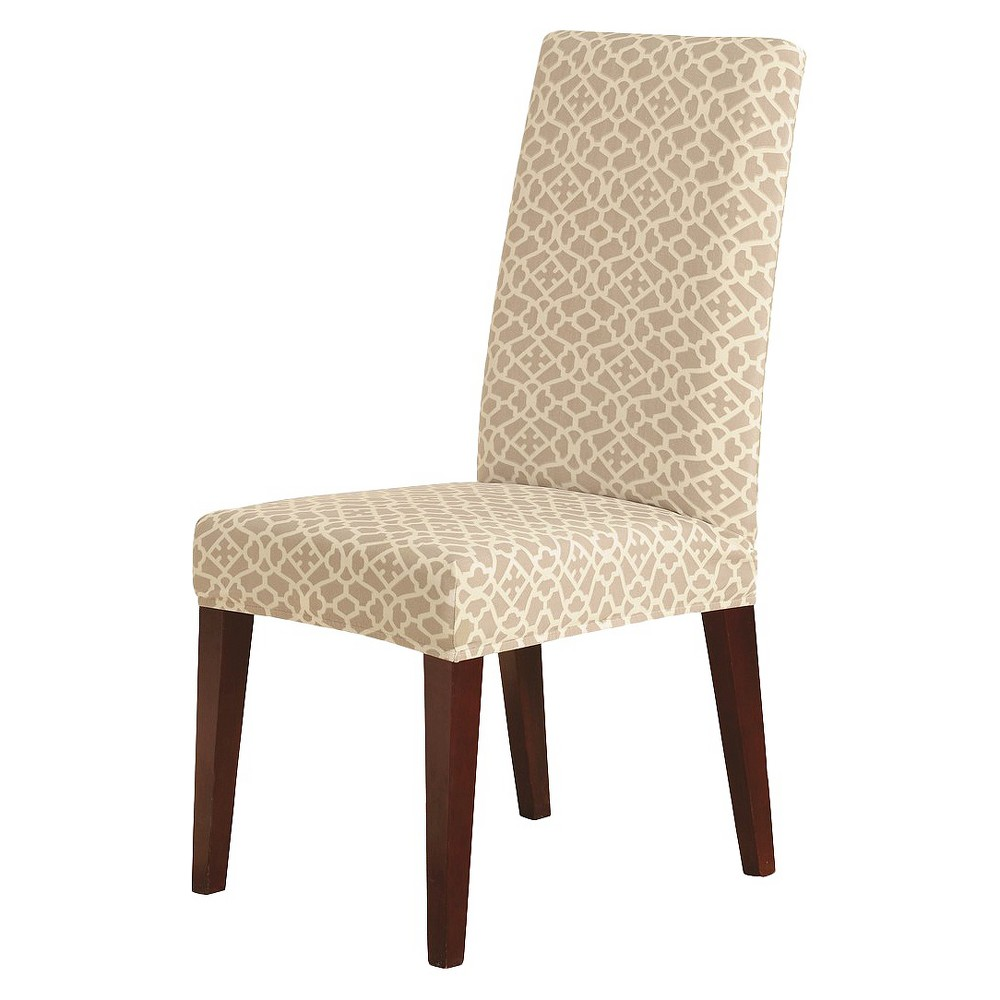 SURE FIT STRETCH IRONWORKS SHORT DINING ROOM CHAIR SLIPCOVER : 17013421wid1000amphei1000 from zukit.com size 1000 x 1000 jpeg 97kB