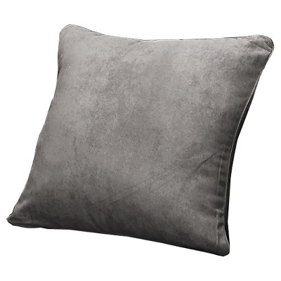 Sure Fit Decorative Pillow Cover - Grey