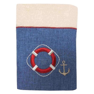 Avanti Life Preservers Washcloth - Ivory