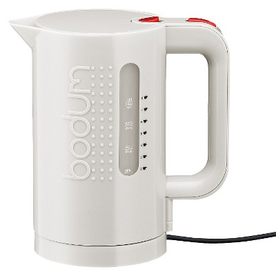 Bodum Electric Water Kettle- White