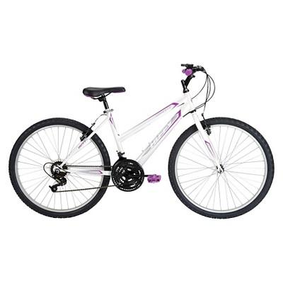 """Huffy's Women's Granite Mountain Bike 26"""" - White"""
