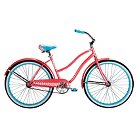 "Huffy Women's Good Vibrations Cruiser 26"" - Pink"