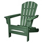Polywood® St Croix Patio Adirondack Chair - Exclusively At Target