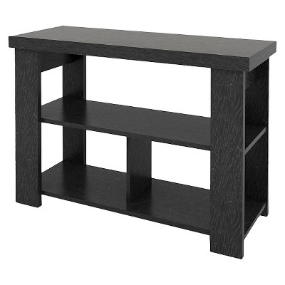 Hollow Core Sofa Table Black - Altra