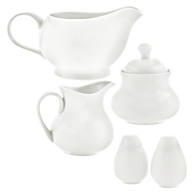 10 Strawberry Street Royal 6-pc. Accessory Set - White