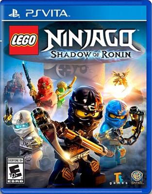 Ecom VITA Game Lego Ninjago: Shadow