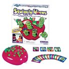 Pressman Squiggly Worms Board Game