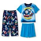 Disney&#174 Toddler Boys' 3-Piece Mix & Match Thomas the Train Pajama Set
