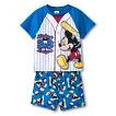 Disney&#174 Toddler Boys' Mickey Mouse Pajamas