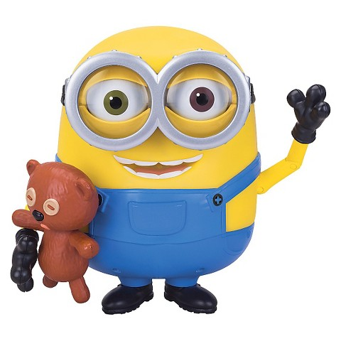 Despicable Me Talking Minion Toy