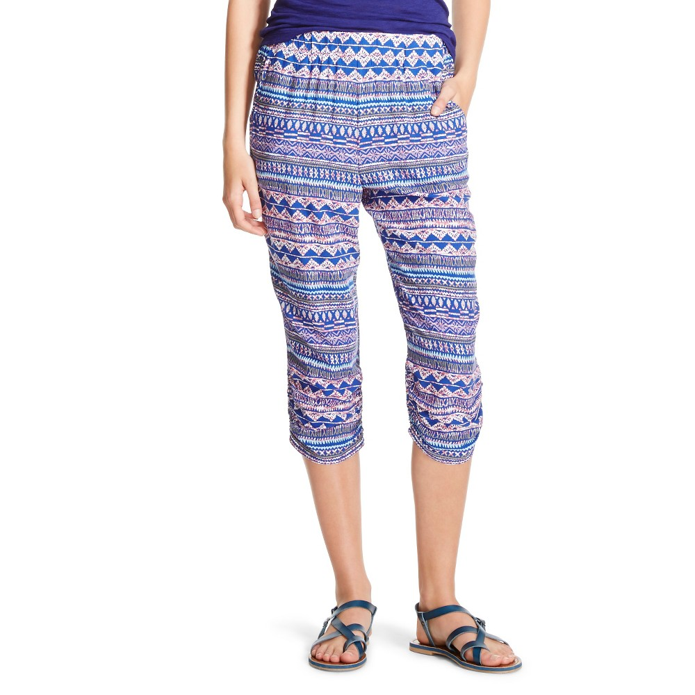 8d5173081b4111 Mossimo Supply Co. Ruched Lounge Pants - Purple - M - Mossimo Supply Co.