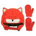 Toddler Boys' Trapper Hat - Orange 2T-5T