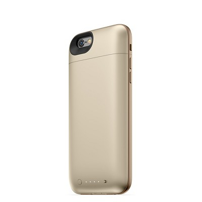 iPhone 6/6S Rechargeable Case - Mophie Juice Pack - Gold (44603TGR)