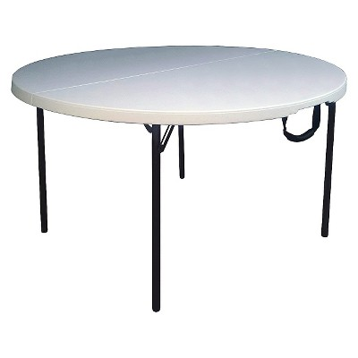 Folding Table Off White - Plastic Dev Group®