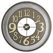 Yosemite Iron Wall Clock