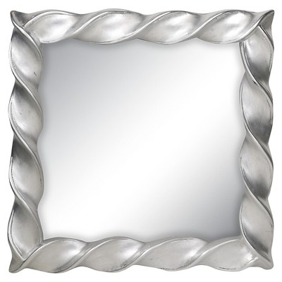 Yosemite Beveled Mirror Silver