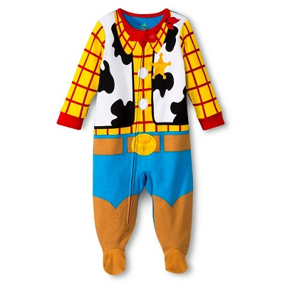 Disney® Newborn Boys' Toy Story Sleep N' Play 6-9 M