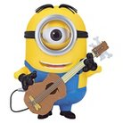 Despicable Me Talking Minion Toy - Stuart