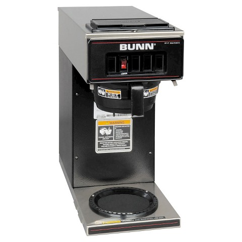 BUNN VP17-1, 12 Cup Commercial Coffee Brewer, 1 ... : Target